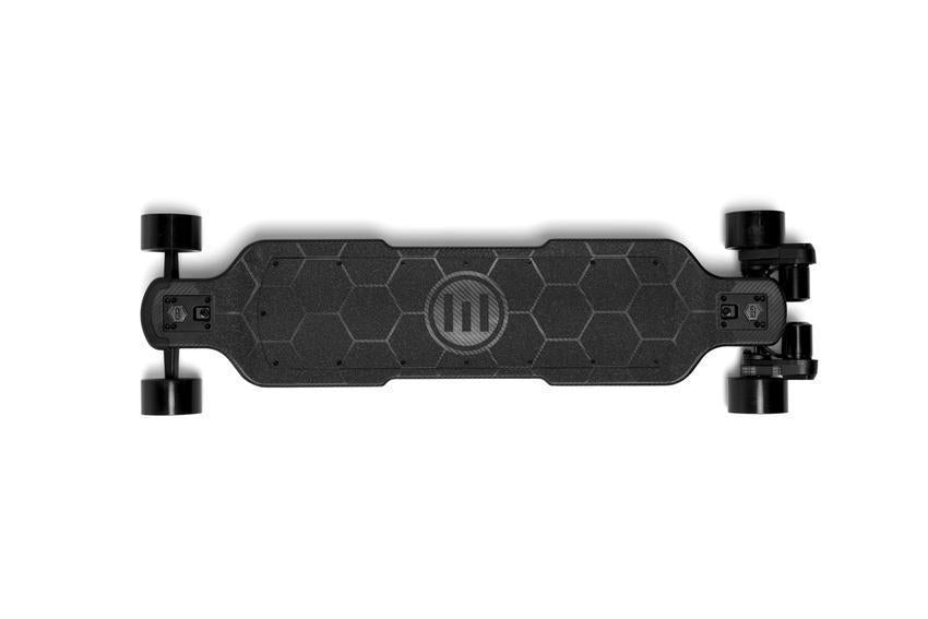 Evolve Carbon GTR Street Skateboard-Voltaire Cycles