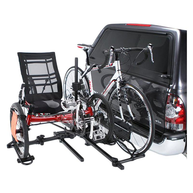Hollywood Recumbent Hitch Rack-Voltaire Cycles