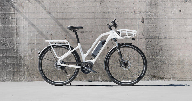 The Wallerang M.02x E-Bike low-step with Di2 Electronic Shifting-Voltaire Cycles
