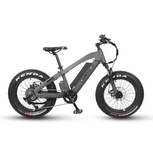 Ripper QuietKat Electric Fat Tire Bike-Voltaire Cycles of Central Oregon
