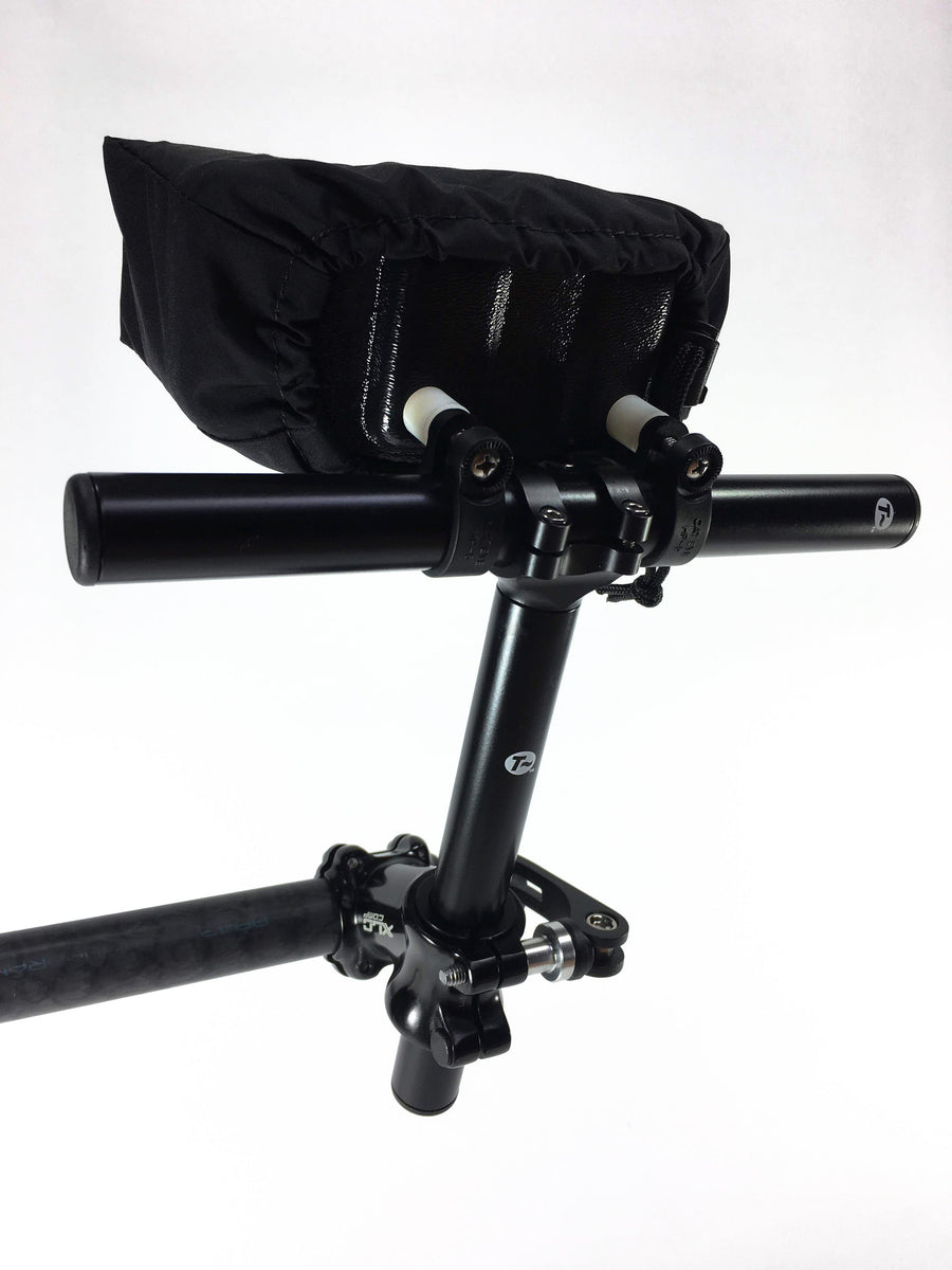 Azub Neckrest Kit (QR Stem Mount)-Voltaire Cycles