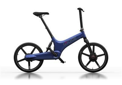 Gocycle G3 Folding Electric Bicycle-Voltaire Cycles