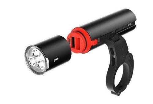 PWR Rider + Redcap Duo Bike Light Set - Front & Rear-Voltaire Cycles
