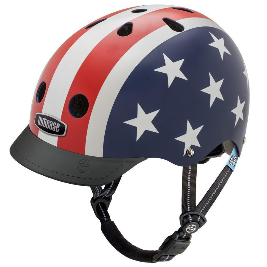 Nutcase Little Nutty Stars & Stripes-Voltaire Cycles