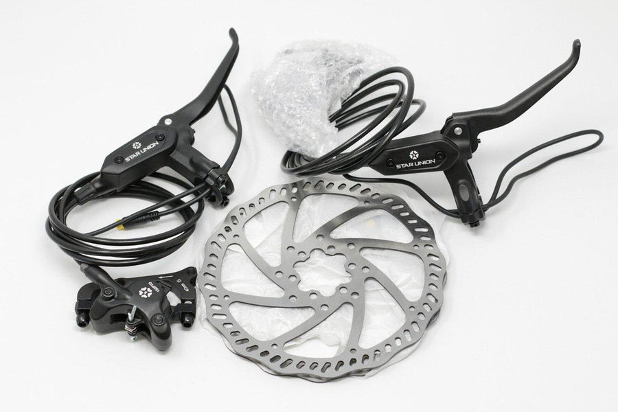Hydraulic E-Bike Brake with Cut-off for BAFANG Controller/Motors-Voltaire Cycles