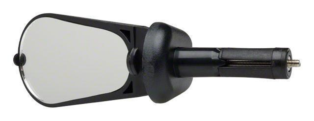 MSW Selfie Fold-Away Mirror RVM-220 for Bicycle Riders-Voltaire Cycles