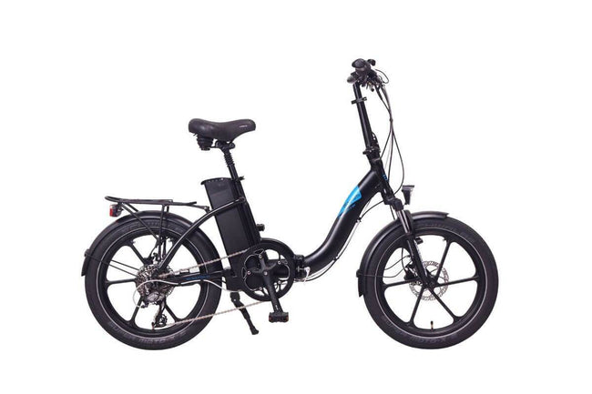 Magnum Premium II Low Step Electric Folding Bike-Electric Bicycle-Magnum-Voltaire Cycles of Verona
