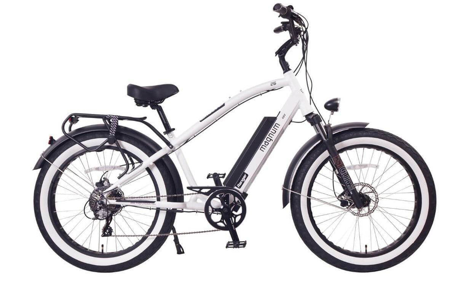 Magnum Ranger Electric Bike-Electric Bicycle-Magnum-Voltaire Cycles of Verona