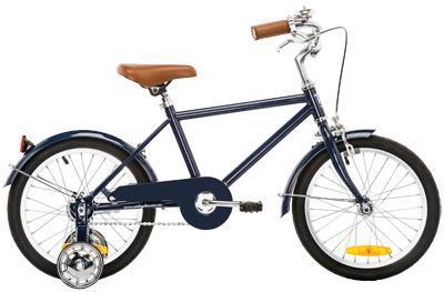 Reid Boys Vintage Roadster (Blue)-Voltaire Cycles