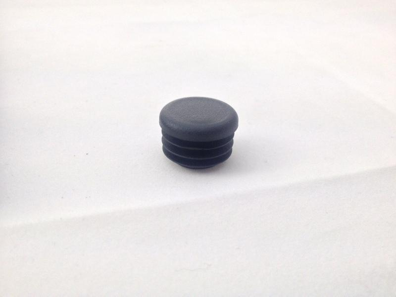 7/8in (22.2mm) Plastic End Cap-Voltaire Cycles