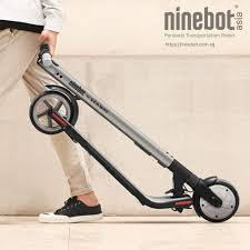Ninebot Kick Scooter ES2 by Segway-Voltaire Cycles