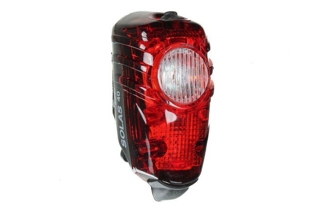 NiteRider Solas 40 rear bicycle light-Voltaire Cycles