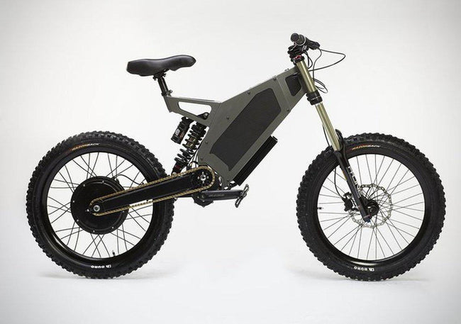 B-52 Stealth Bomber Electric Mountain Bike-The Electric Spokes Company
