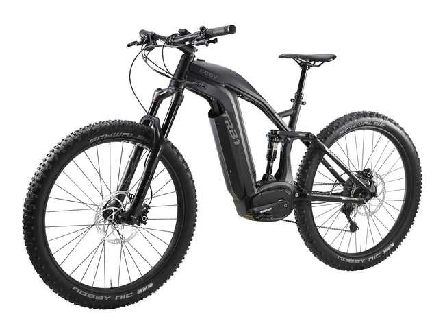BESV TRB1 AM Electric Mountain Bicycle-Voltaire Cycles