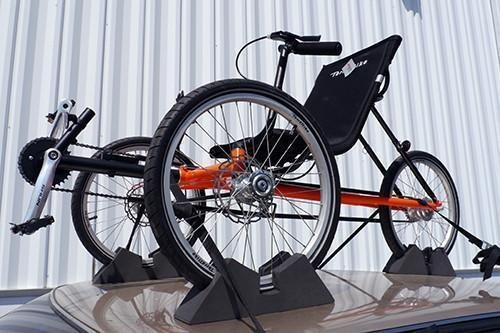 TerraTrike Universal Trike Carrier-Voltaire Cycles