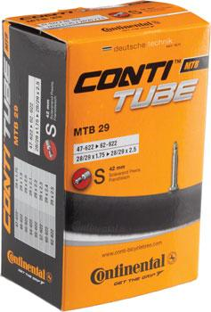 Continental 29 MTB Presta Valve Tube-Voltaire Cycles