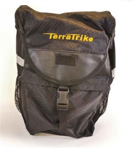TerraTrike Adventure Panniers-Voltaire Cycles
