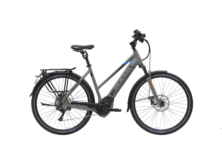 Bulls Twenty8 E45 Step-Thru Electric Bicycle-Electric Bicycle-Bulls-Voltaire Cycles of Verona