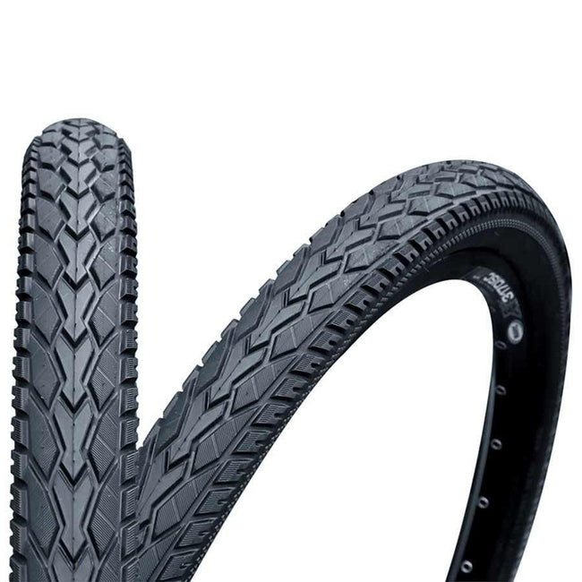 XLC-Comp-5113 26 X 1.75 inch tire multi-surface tread 60tpi w/hippo skin-Voltaire Cycles