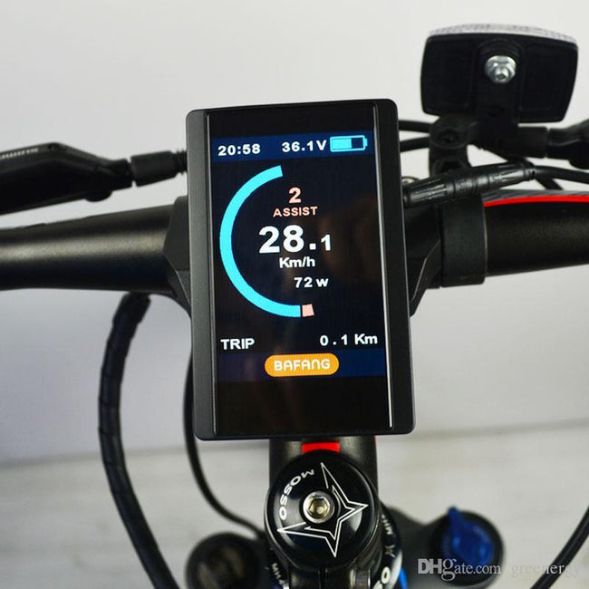 Bafang 850c Color Display-Voltaire Cycles