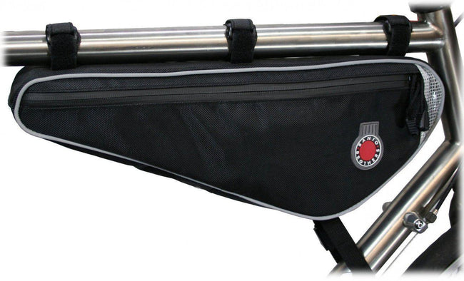 Banjo Brothers Bicycle Frame Pack-Voltaire Cycles