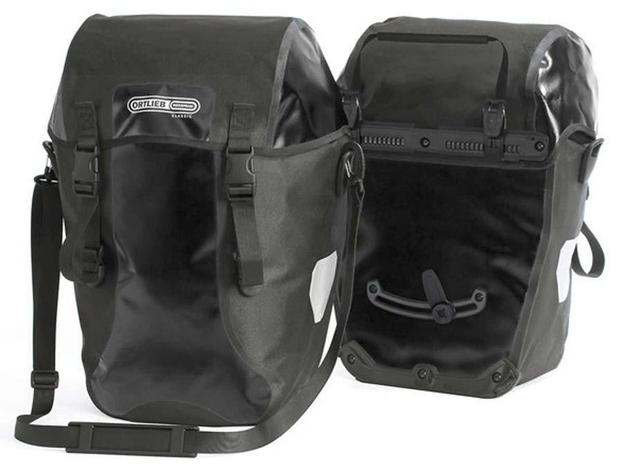 Ortlieb Bike-Packer Classic (Pair)-Voltaire Cycles