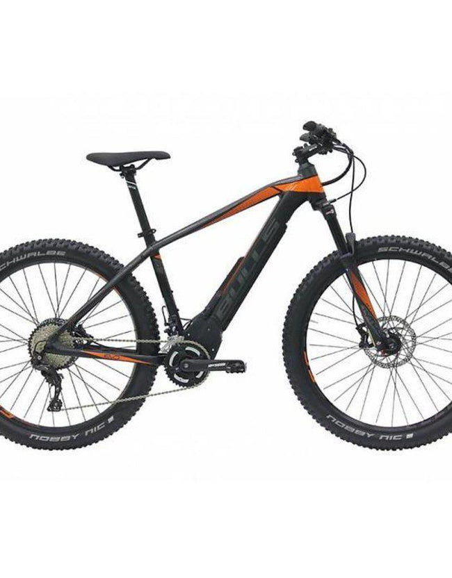 Bulls eMTB FULLY E-Stream EVO AM 3 27.5 Plus Electric Bicycle-Electric Bicycle-Bulls-Voltaire Cycles of Verona