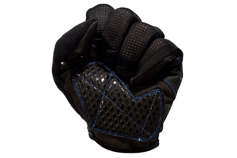 Full Finger Gloves with No Logos-Voltaire Cycles