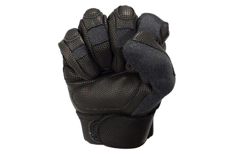 Tactical Glove - Leather with Kevlar and Hardened Knuckles-Voltaire Cycles