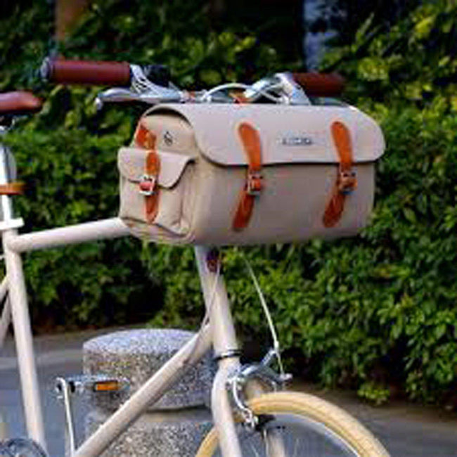 Glenbrooks Saddle / Seat Holdall Bicycle E-Bike Satchel Bag-Voltaire Cycles