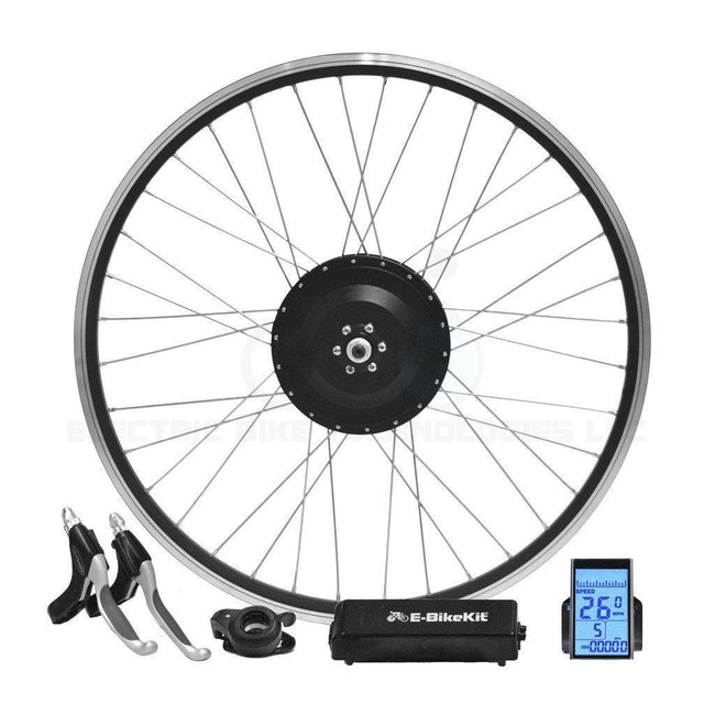 Performance E-Bike Conversion Kit - No Battery - Front Wheel-Voltaire Cycles
