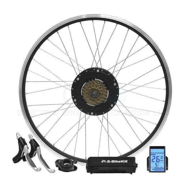 Performance E-Bike Conversion Kit - No Battery - Rear Wheel-Voltaire Cycles