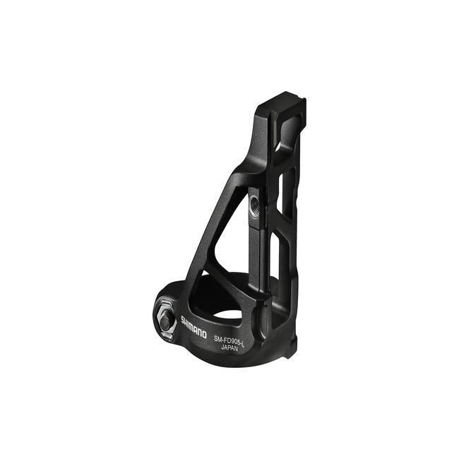 Shimano XTR Di2 SM-FD905-L Front Derailleur Adaptor Low Clamp-The Electric Spokes Company