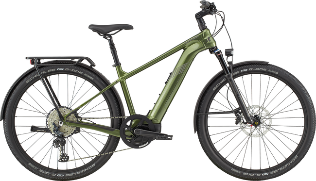 Cannondale Tesoro NEO X 1-Electric Bicycle-Cannondale-Voltaire Cycles of Highlands Ranch Colorado