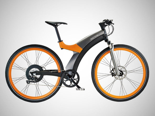 BESV LX1 - Sport E-Bike Hybrid City and Touring Bicycle-Voltaire Cycles