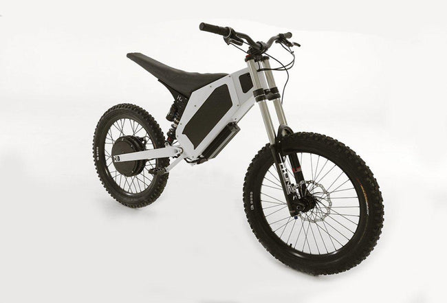 H-52 Hurricane Electric Hybrid Bike by Stealth-The Electric Spokes Company