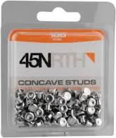 45N Alum/Carbide Concave Studs 100-Voltaire Cycles of Central Oregon