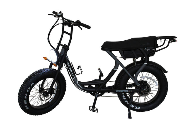 Bintelli Fushion Hybrid Electric Bike-Electric Bicycle-Bintelli-Voltaire Cycles of Verona