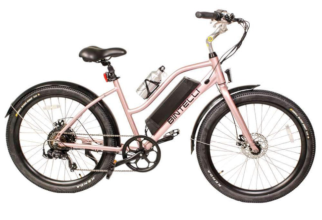 Bintelli B1 Electric Cruiser Bike-Electric Bicycle-Bintelli-Voltaire Cycles of Verona