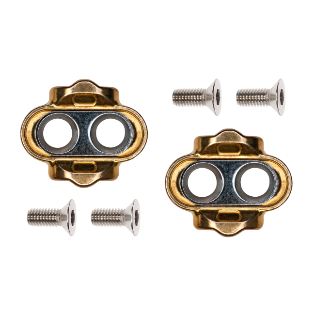 Crankbrothers Premium 0º float cleats-Voltaire Cycles