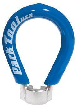 Park Tool SW-3 Spoke Wrench: 3.96mm: Blue-Voltaire Cycles