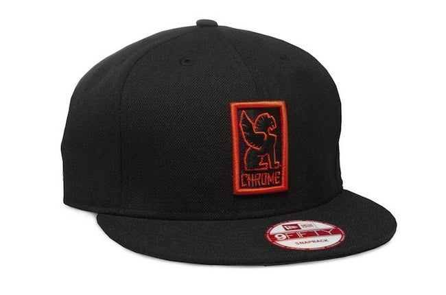 Chrome San Francisco Snapback 9FIFTY Hat-Voltaire Cycles