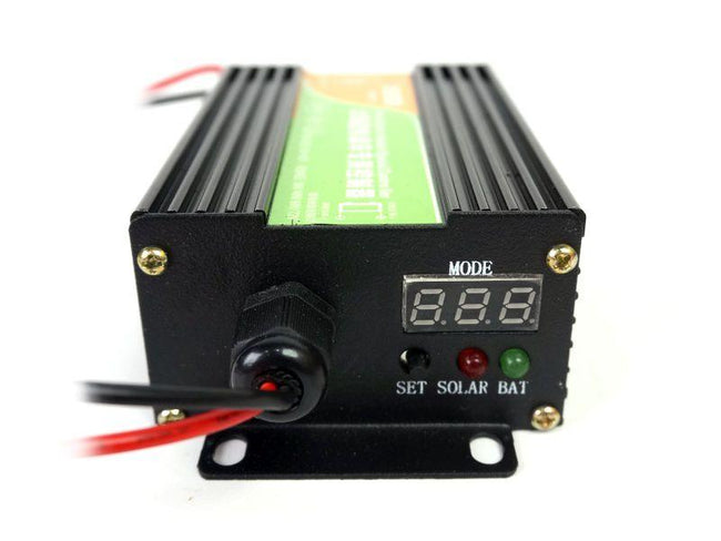 Solar MPPT Boost Converter-Voltaire Cycles
