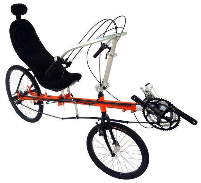 Trident Trikes T.W.I.G. Recumbent-Voltaire Cycles