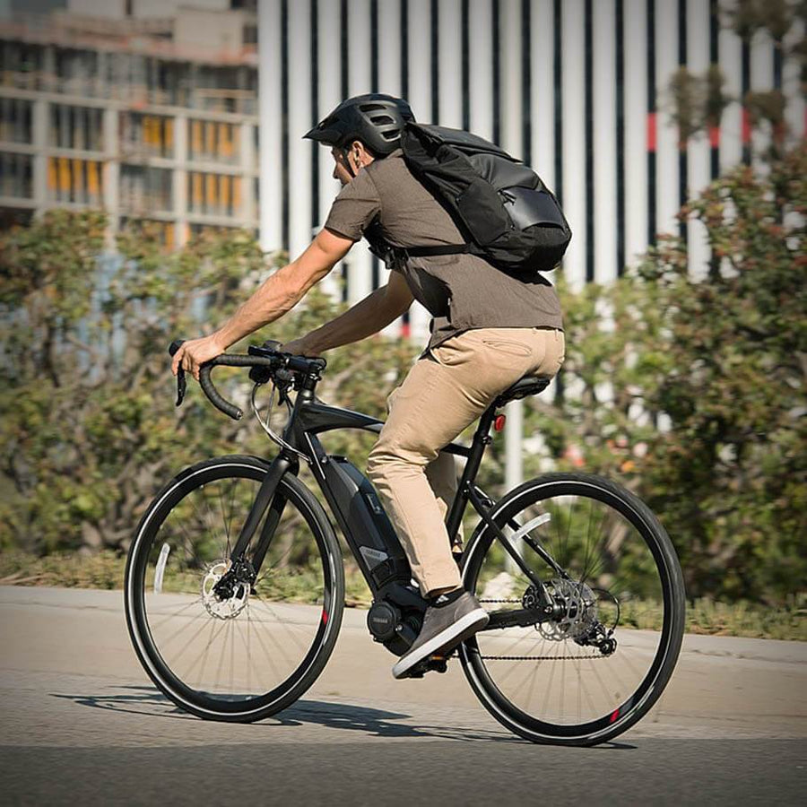 Yamaha Urban Rush E-Bike-Voltaire Cycles
