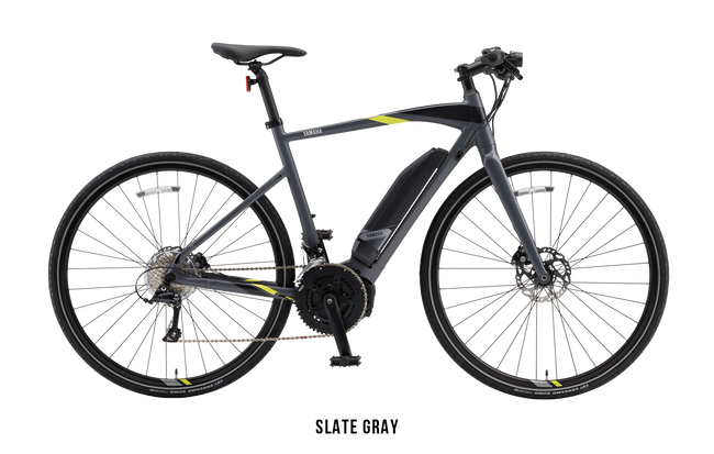 Yamaha Cross Core E-Bike-Voltaire Cycles