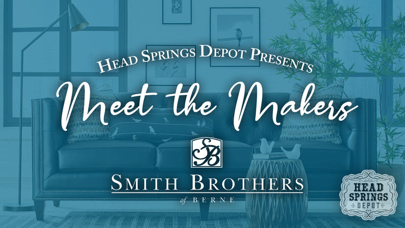 Meet the Makers: Smith Brothers of Berne