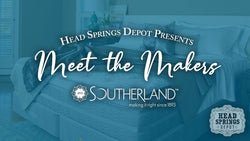Head Springs Depot's Meet the Makers: Southerland Mattresses