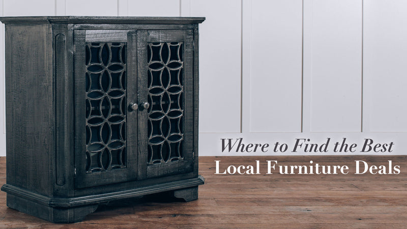 Where To Find The Best Nashville Furniture Deals