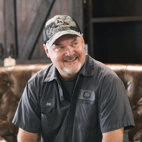 Jay Hall: Co-Owner
